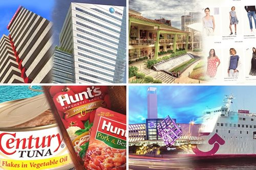 5 big corporate mergers and acquisitions in PH in past year