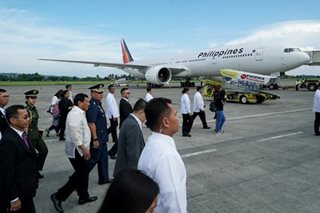 Duterte heads to Russia for 'landmark visit'