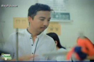 Retaso ng pangarap: Patahian nagsimula sa inutang na P500