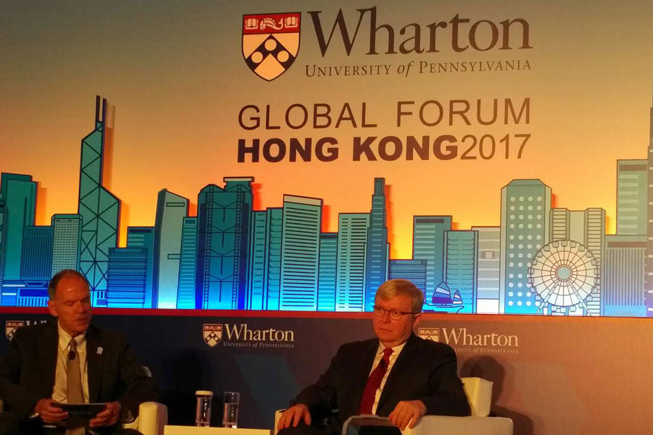 Hong Kong to play key role in Belt and Road, says incoming chief executive