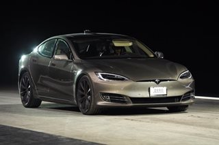 Tesla Model S fall short in crash test yet again