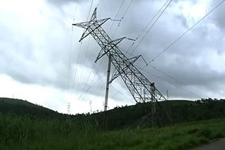 Gov't pushes back power restoration target in quake-hit Visayas