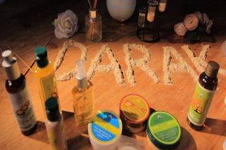 Filipina entrepreneur finds success in 'darak'