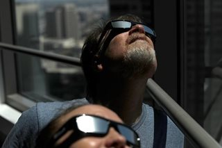 America's total eclipse floods market with fake sunglasses