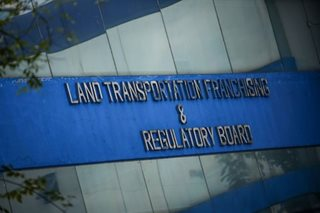 LTFRB seeks probe on viral screengrab