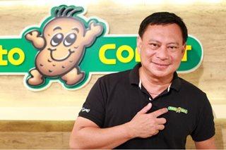 Potato Corner CEO shares secrets to food cart success