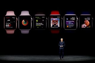 Apple surges ahead in wearables on smartwatch sales: survey