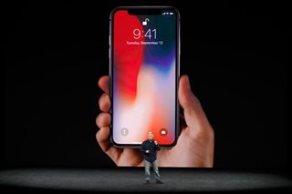 LOOK: Apple's new iPhone X
