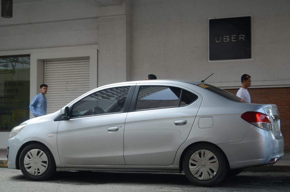 LTFRB suspends Uber for one month