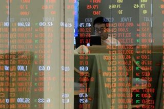 PH shares close at 1-month high