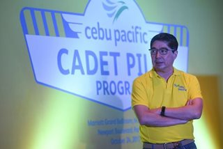 New pilots wanted: Cebu Pacific searches for 240 cadets