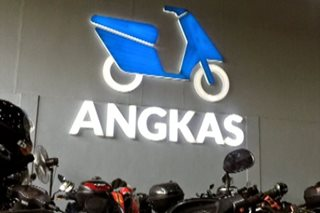 Angkas suspends operations amid LTFRB crackdown