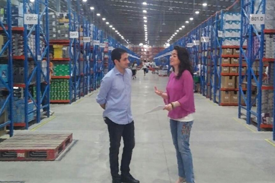 Lazada to launch fully automated warehouse, hire robots next