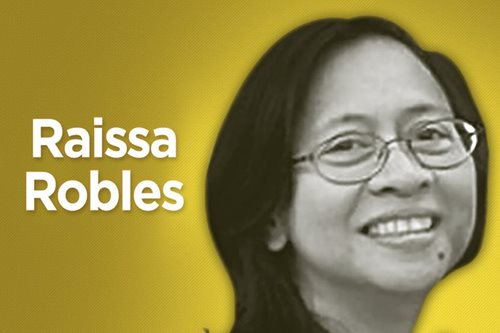 'The fear is very real': Raissa Robles on the 'fear' of being a journalist