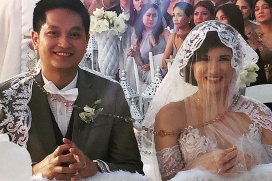 A second chance at forever: Camille Prats marries again | ABS-CBN News