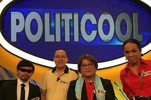 De Lima impersonator has message for Ronnie Dayan