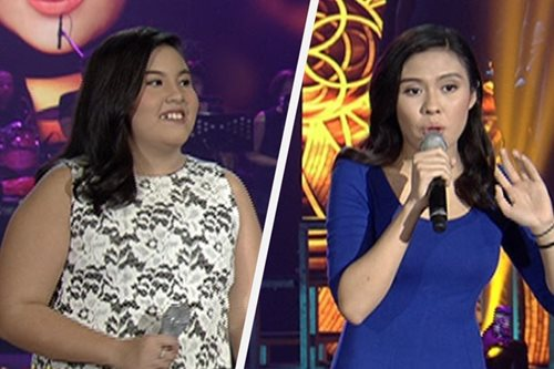 WATCH: Frankie, Miel surprise mom Sharon on 'ASAP'