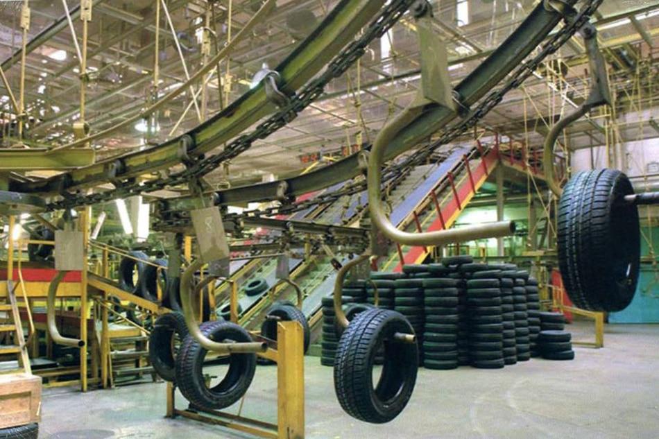 Finnish Firm Eyes 200 M Tire Factory Mindanao Pi Ol