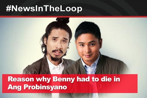 In the Loop: Why Benny had to die in