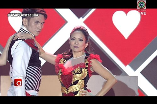 WATCH: Ex-sexy star Amanda Page in sizzling dance number
