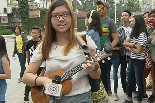 Audition para sa 'The Voice Teens,' pinilahan ng 4,000 aspirants