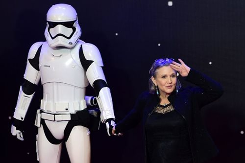 Carrie Fisher autopsy reveals cocaine, ecstasy