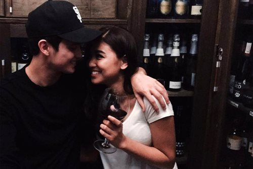 WATCH: What James said about marrying Nadine