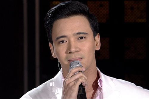 What's the real score between Erik Santos, British beauty queen