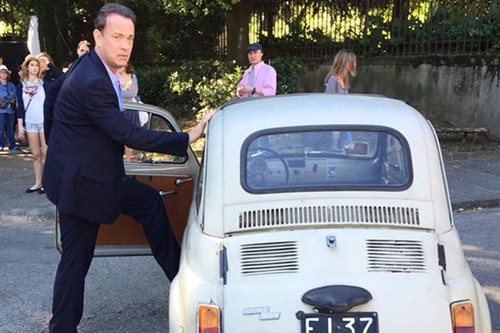 Poles to give Tom Hanks iconic communist-era car