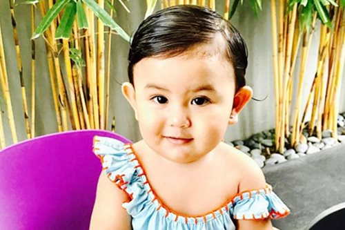LOOK: Beauty Gonzalez's daughter turns 1
