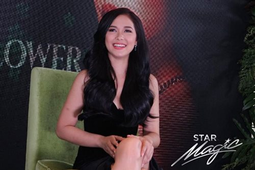 Maja Salvador weighs in on new 'Kimerald' teleserye