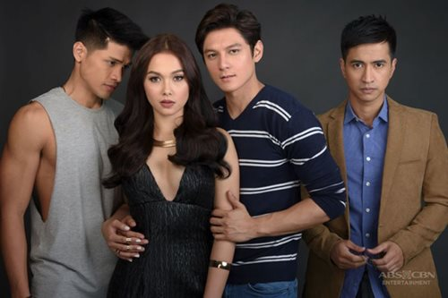 Maja compares 'Wildflower' leading men to flowers
