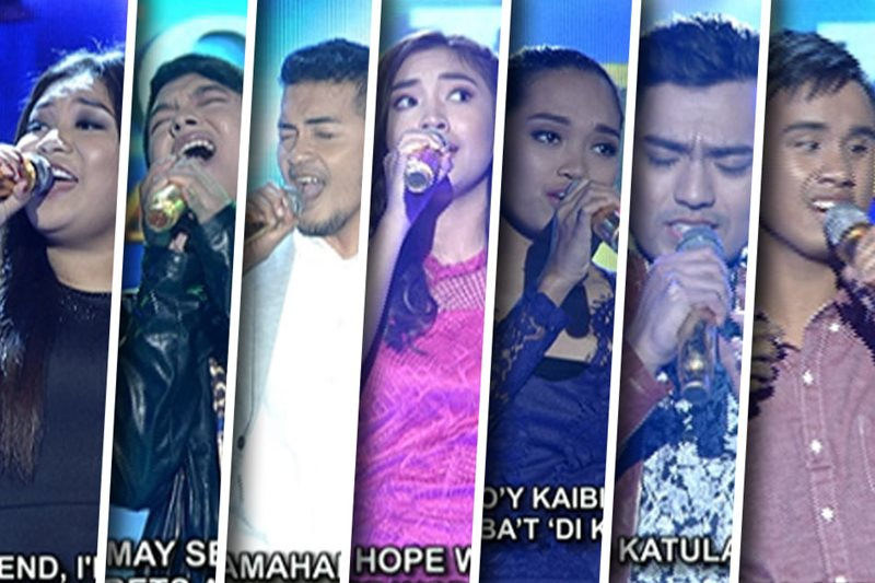 WATCH: 'Tawag' contestants emotional as semis kick off