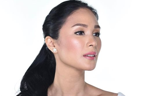 Heart Evangelista's new painting was 6 months in the making