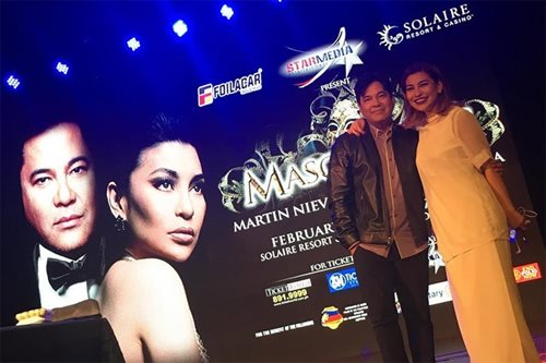 Lani Misalucha-Martin Nievera concert to have a repeat