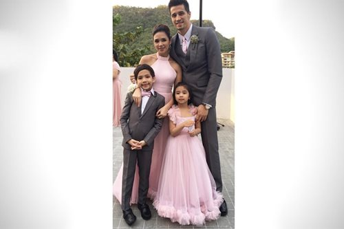 Danica Sotto, Marc Pingris mark 10th wedding anniversary