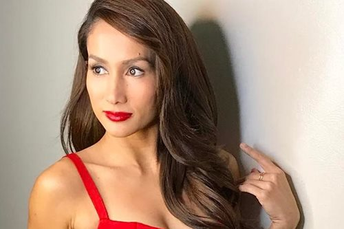 WATCH: Here's how Ina Raymundo stays fit