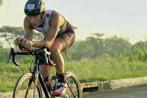 Jake Cuenca thanks fans for support after bike accident