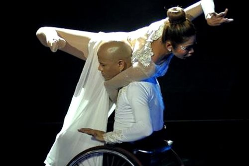 'I Can Do That': Pokwang, Wacky's wheelchair dance brings audience to tears