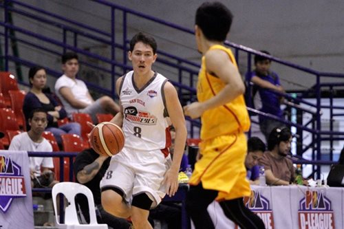 Tanduay vs. Cignal, Café France vs. Racal in D-League semis
