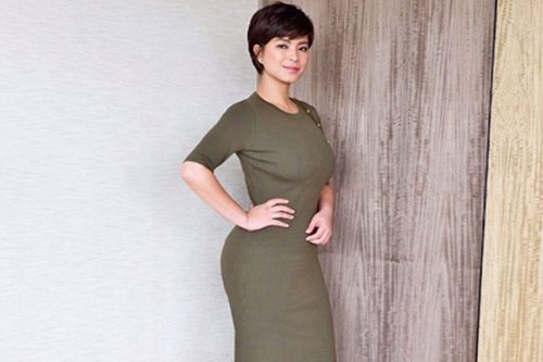Angel Locsin has message for new Darna