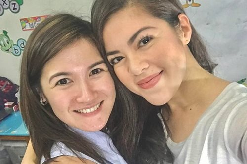 LOOK: Shaina reunites with Camille Prats