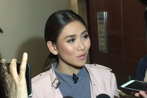 Sarah G takes herself out of the running for Darna role