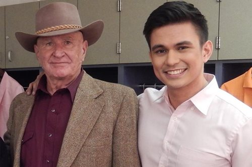 Tom Rodriguez's father passes away