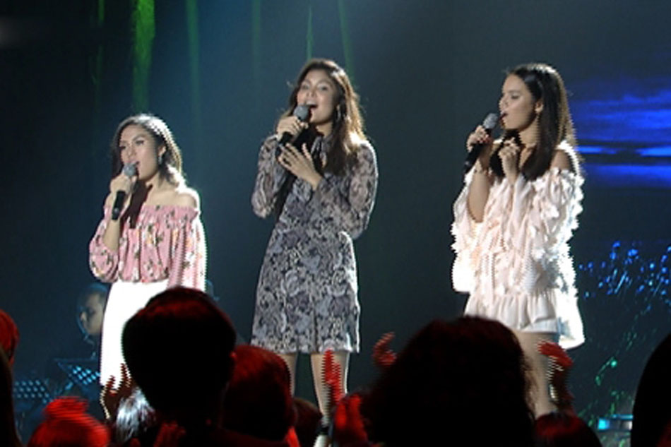 Daughters of Sharon, Gary V, Ogie take 'ASAP' stage | ABS