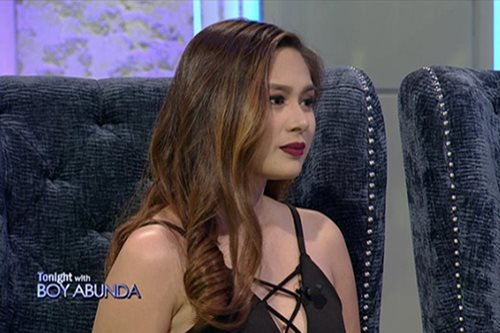 What Yen Santos wants to tell critics