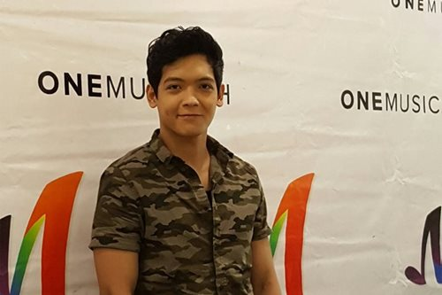 One Music PH signs Volts Vallejo as its first artist