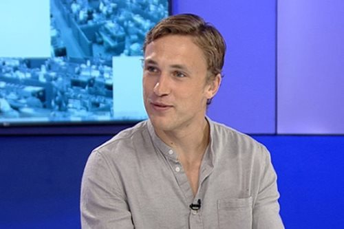 WATCH: William Moseley talks about 'A Little Mermaid' movie
