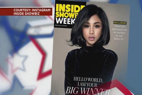 PANOORIN: Maymay, tampok sa kanyang unang magazine cover