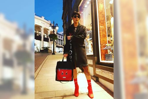 LOOK: Vice Ganda 'preparing' for 'Dyesebel'